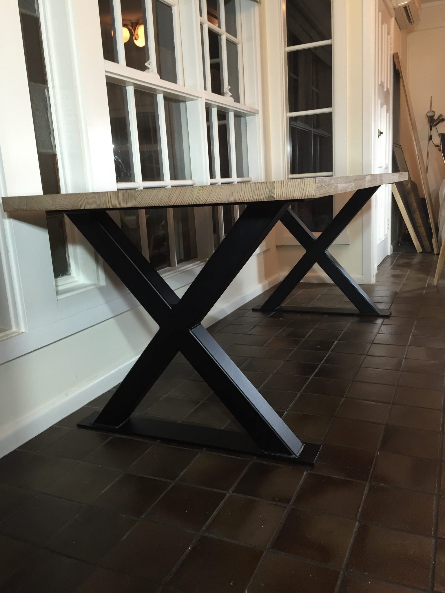 Designer X Dining Table...
