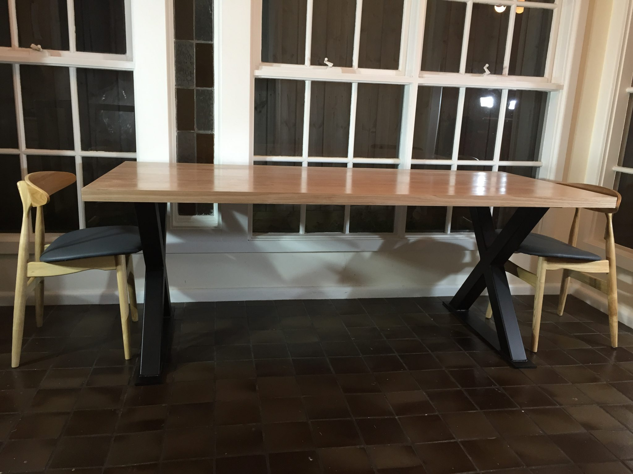 Designer X Dining Table