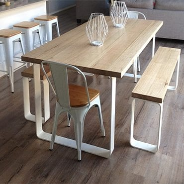 Platinum Dining Set