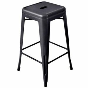 Replica Tolix Kitchen Bar Stool 66cm Various Colours