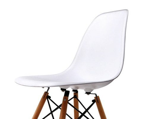 Replica Eames DSW dining...