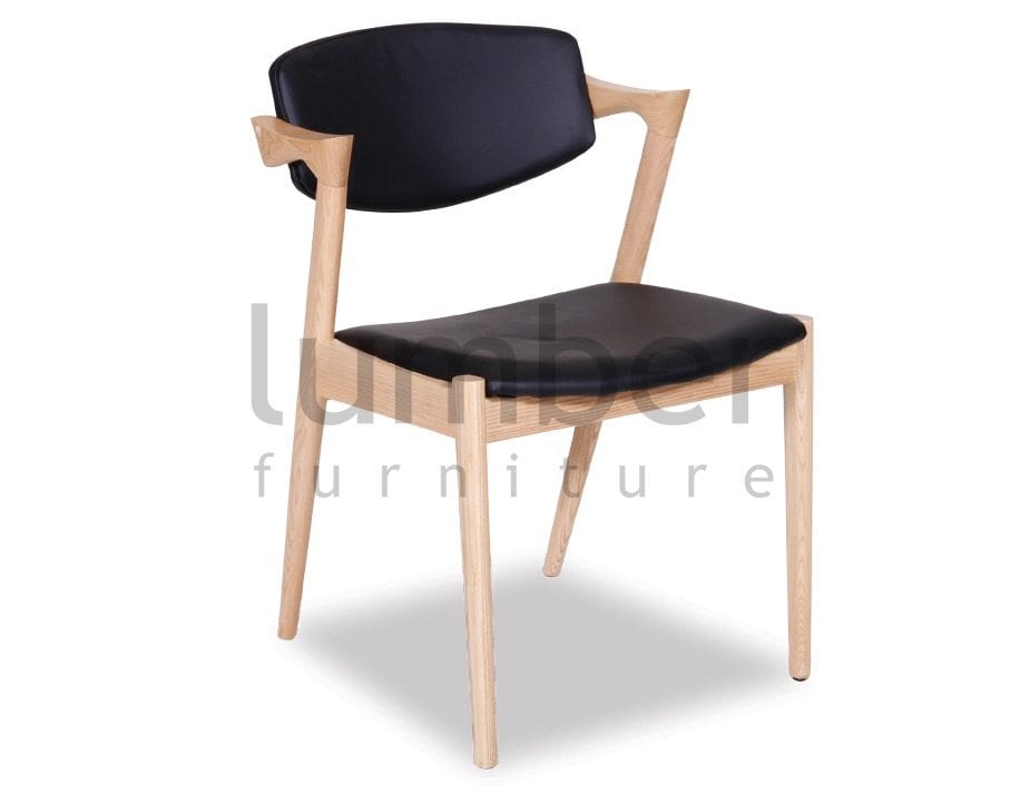 Replica Kai Kristiansen Dining Chair Natural American