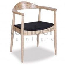 Hans Wegner Round Arm Chair PP503 Replica