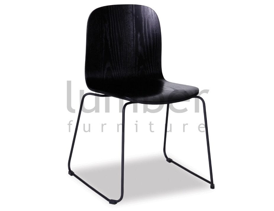 Chloe Chair Black Stained...