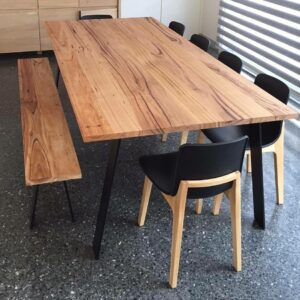 Wormy Chestnut Tables