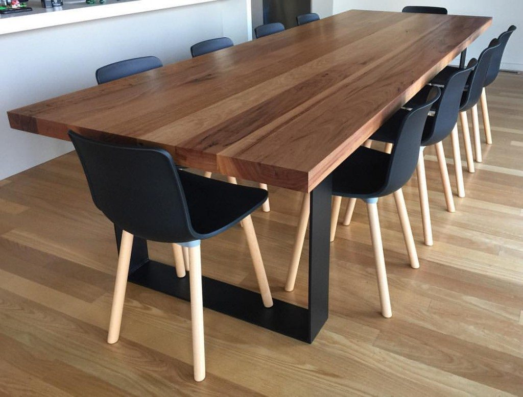 Recycled Messmate Dining Table