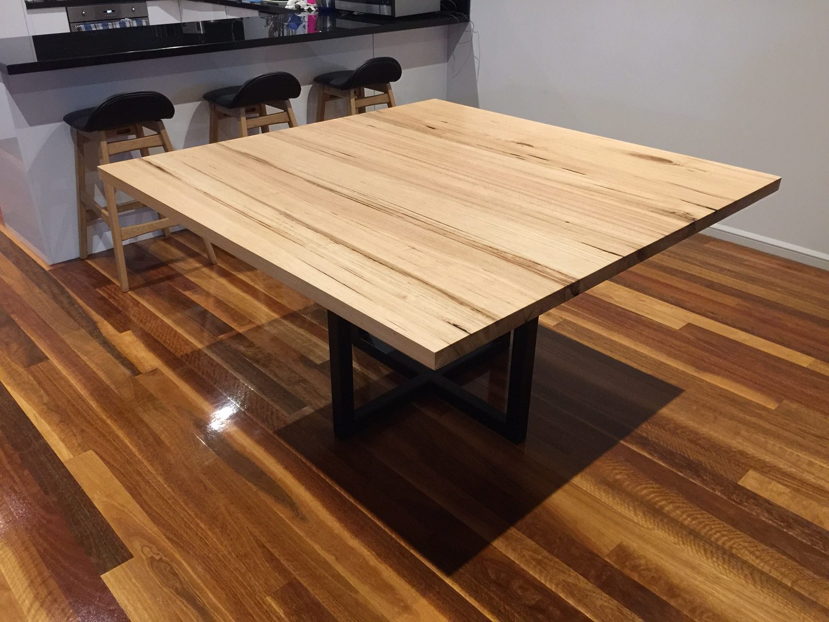 Square Dining Table Lumber Furniture