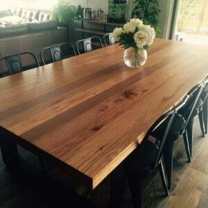 Rustic Dining Table Australia