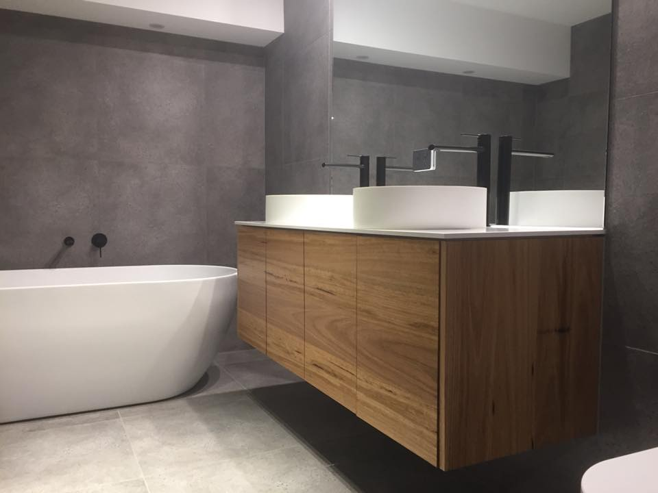 Vaucluse Bathroom Vanity – Floating