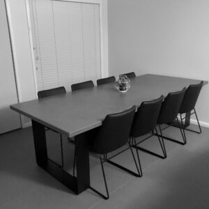 Monarch Concrete Dining Table