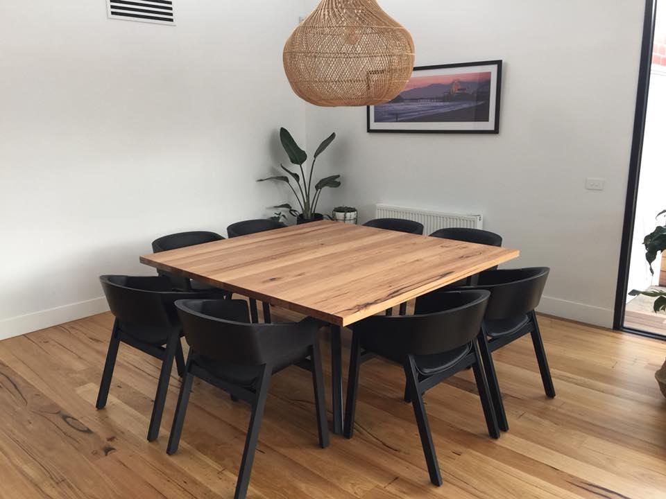 Square Bond Dining Table