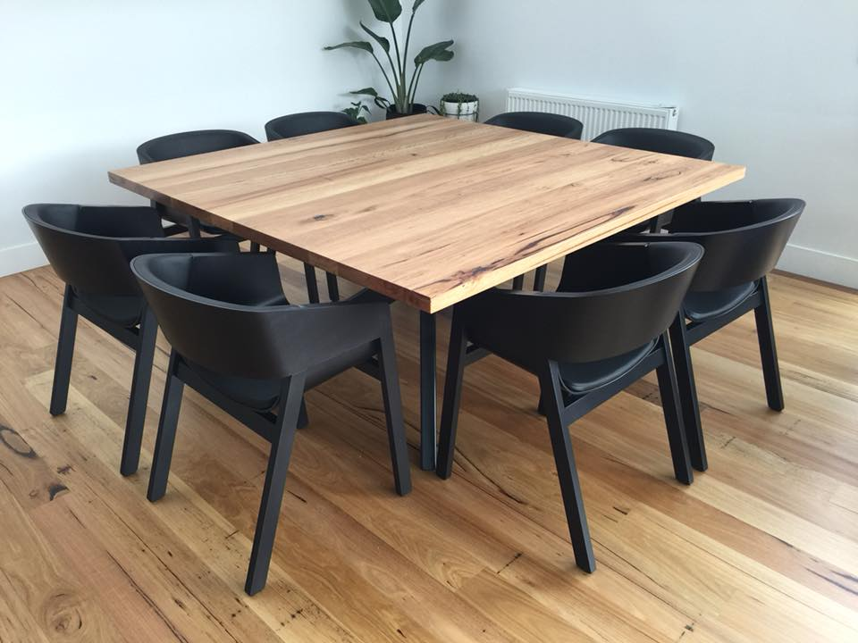 Square Bond Dining Table