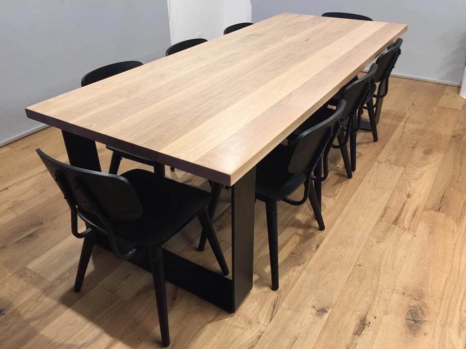 American Oak Dining Table...